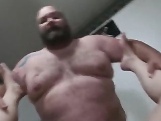 Big Bear Fuck bear (gay) daddy (gay) fat (gay)