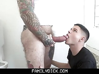 Best Fucker toilet training bareback (gay) bear (gay) big cock (gay)