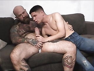 Best massive fucker monster cock bareback (gay) big cock (gay) blowjob (gay)