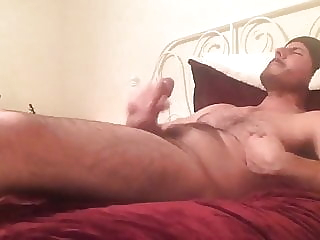 Horny hot wanker big cock (gay) handjob (gay) hunk (gay)
