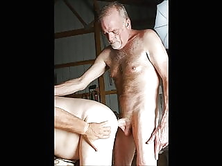 grandpa gets fucked amateur (gay) bareback (gay) bear (gay)