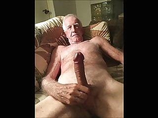 Silver seniors hard bear (gay) big cock (gay) daddy (gay)