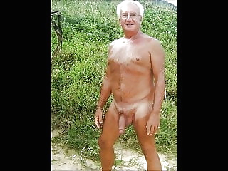 oldies in nature amateur (gay) beach (gay) bear (gay)